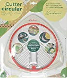 Kadusi Cutter Circulaire pour Faire des Cercles de différents diamètres