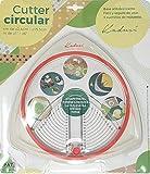 Cutter circular para hacer círculos perfectos de diferentes diámetros