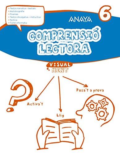 Compresió lectora 6. (Visualment) - 9788469832110