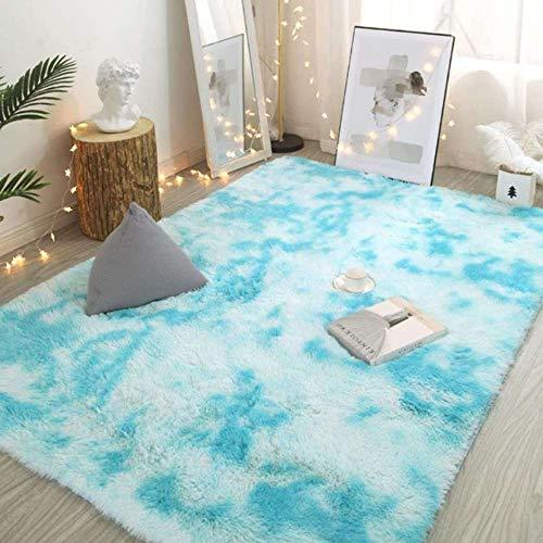 ERTYR Teppiche-graue Teppiche, orientalische Kurzflorteppiche,80 * 200 cm
