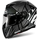 GP5SE38XS - Airoh GP500 Sectors Motorcycle Helmet XS Matt White