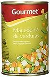 Gourmet - Macedonia De Verduras - 390 g - , Pack de 6