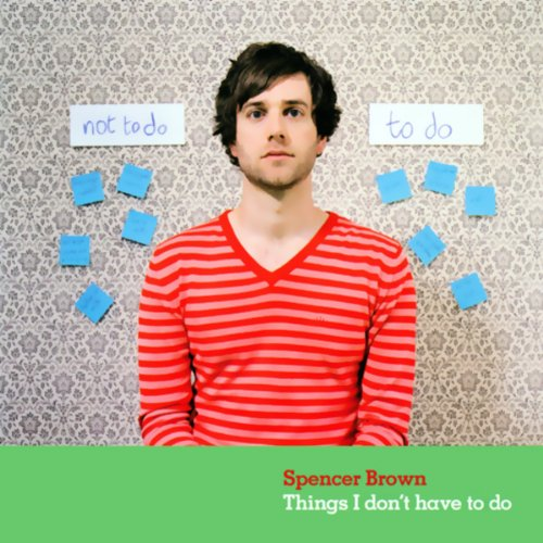Things I Don't Have to Do cover art