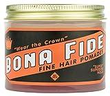 Bona Fide Pomade,'Super' Superior Hold, 4 oz.