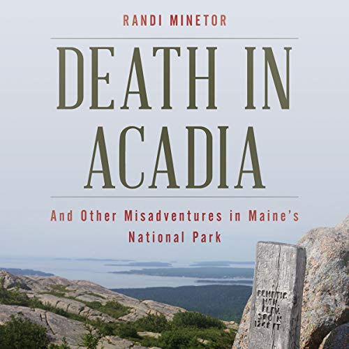 Death in Acadia cover art