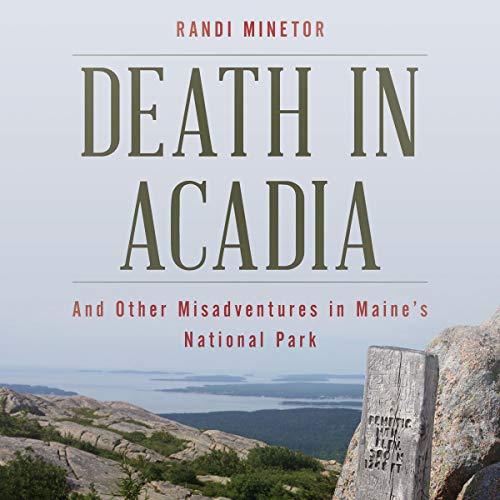 Death in Acadia audiobook cover art