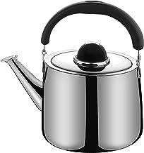 Chaleira espessa com som de grande capacidade para fogão de indução a gás universal (cor: 5)