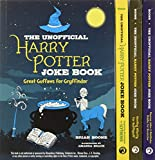 The Unofficial Harry Potter Joke Book 4-Book Box Set: Includes Great Guffaws for Gryffindor, Stupefying Shenanigans for Slytherin, Howling Hilarity ... Jokes and Riddikulus Riddles for Ravenclaw!