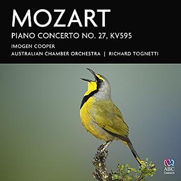 Mozart: Piano Concerto No. 27, KV595