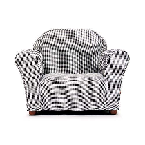 KEET Roundy Kid's Chair Gingham,...