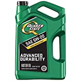 Quaker State 550044965 Advanced Durability 5W-20 Motor...