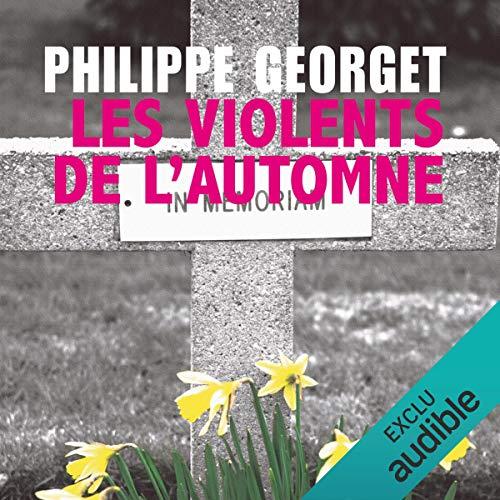 Les violents de l'automne audiobook cover art