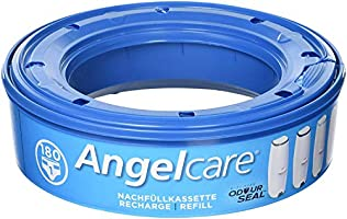 Angelcare Zestaw 6 wkładów uzupełniających Plus