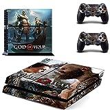 God Of War Ps4 Skin Sticker per Sony Ps4 Playstation 4 e 2 skin per controller