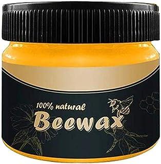 Wood Seasoning Beewax, Multipurpose Natural Wood Wax...