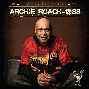Music Deli Presents: Archie Roach - 1988