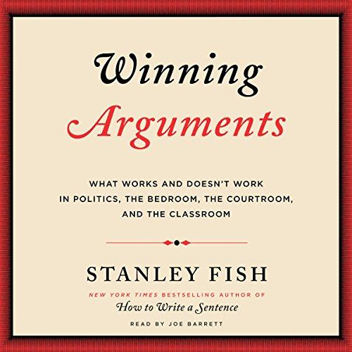 Couverture de Winning Arguments