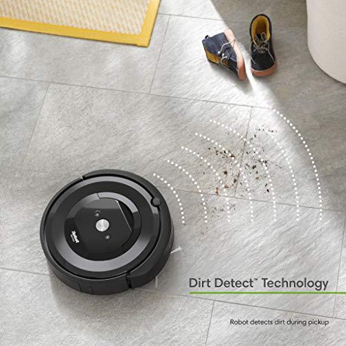 iRobot Aspiradora Robot Roomba E5158 WiFi - 2