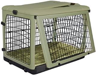 Pet Gear The Other Door Steel Crates Sage 27