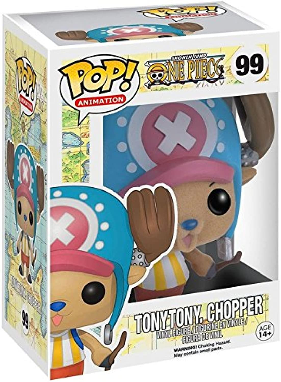 One Piece Figur POP Tony Tony Chopper Flocked Exclusive