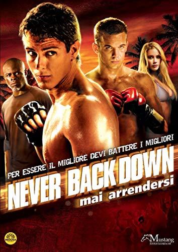 Never Back Down - Mai Arrendersi ( DVD)