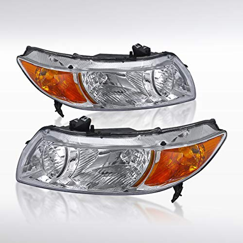 06 civic coupe headlights - 8