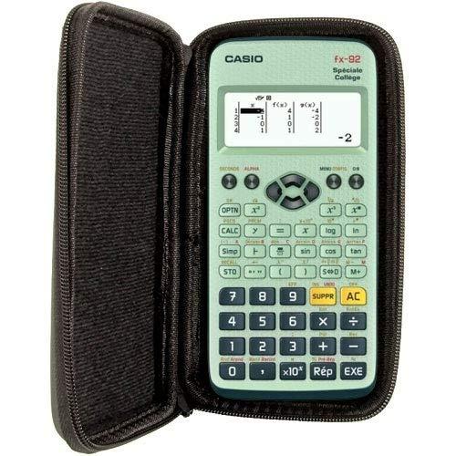 Housse de protection compatible avec Casio FX-92+