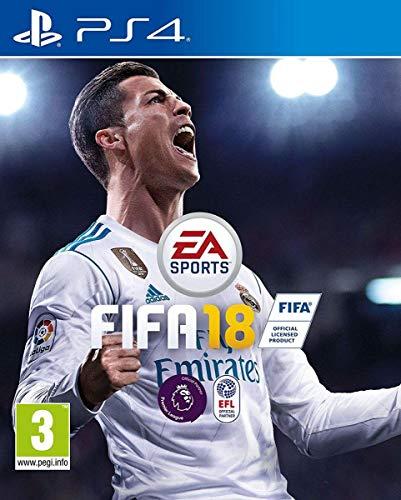 FIFA 18-PS4
