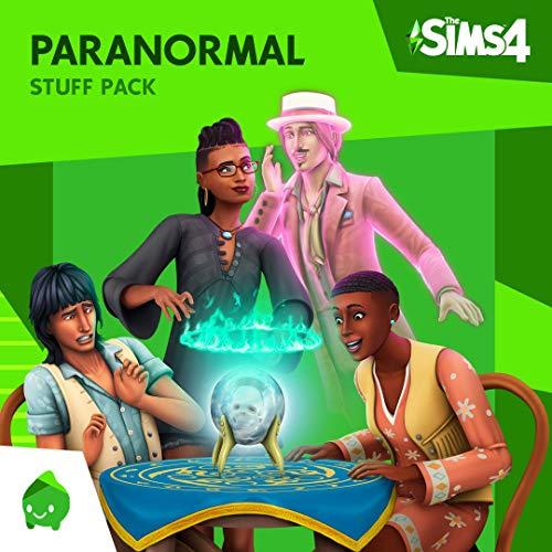 The Sims 4 Paranormal Stuff Pack - PS4 [Digital Code]
