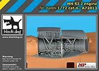 ブラックドッグ A72013 1/72 MH-53 J エンジン (イタレリ用)
