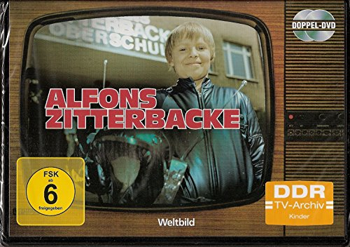 Alfons Zitterbacke (DDR TV-Archiv) (2 DVDs)