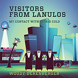 Visitors From Lanulos audiobook cover art