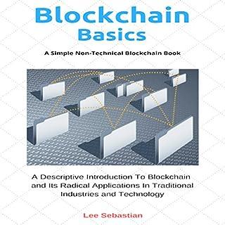 Blockchain Basics audiobook cover art