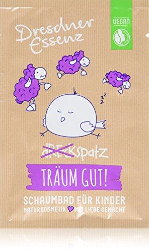 Dresdner Essenz Dreckspatz Schaumbad Träum gut, 40 ml