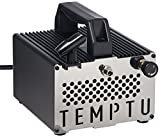 TEMPTU S-One Advanced Airbrush Compressor For Beauty & Full Body Work | Ideal For School, Salon & Workstation Use | Built In psi Regulator, Thermally Protected Motor