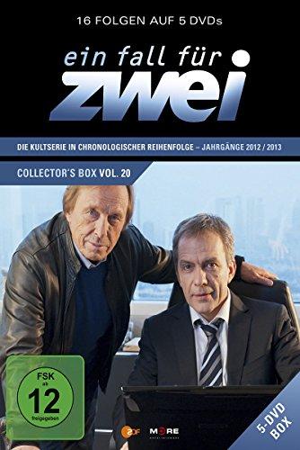 Ein Fall für Zwei - Collector's Box 20 [5 DVDs]