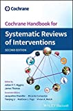 Cochrane Handbook for Systematic Reviews of Interventions (Wiley Cochrane Series) - Julian P. T. Higgins