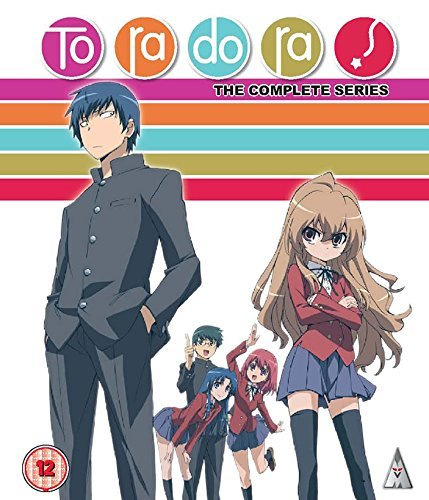 とらドラ! コンプリートBlu-ray BOX / Toradora Collection [Blu-ray] [Import]