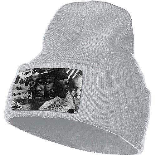 Myrna Kelse Kendrick Lamar naar Pimp Een Vlinder Gebreide Hoed Neutraal Klassiek Herfst en Winter Warm Hoofddeksels Cap