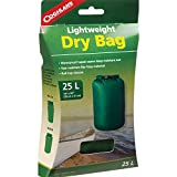 Coghlan's Lightweight Dry Bag, 25-Liter, Green