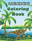 Hadrosaurus Coloring Book