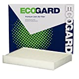 EcoGard XC10434 One Pack Premium Cabin Air Filter Fits Nissan 2014-2020, Rogue...