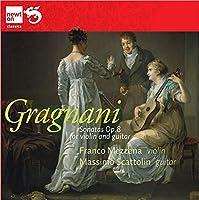 グラナーニ:ヴァイオリンとギターのためのソナタ集 Op.8