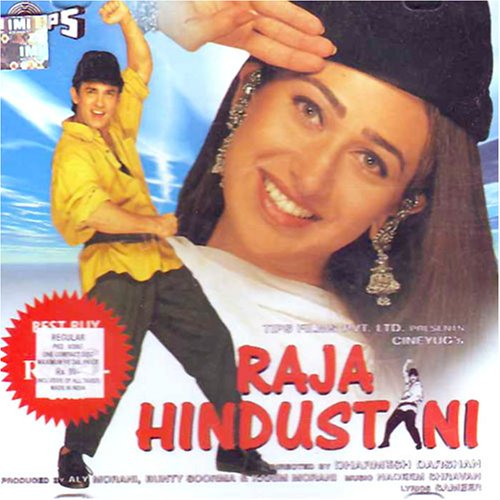 Raja Hindustani (Indian Cinema/Hindi Film/Bollywood/Aamir Khan/Karisma Kapoor/Romance/Indian Film Songs)