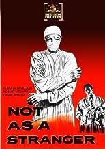 Not As A Stranger by Olivia De Havilland