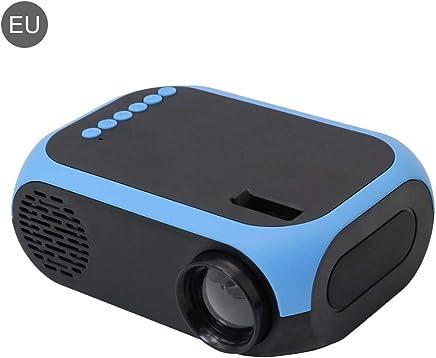 Proyector Dibujos HD Portátil Wireless Video Projector WiFi 3D proyector Navidad Home Theater Cinema