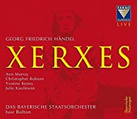 Handel: Xerxes by Ann Murray (2013-08-05)