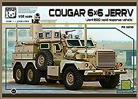 パンダホビー 1/35 クーガー 6x6 JERRV 統合型爆発物処理即応車輛 プラモデル