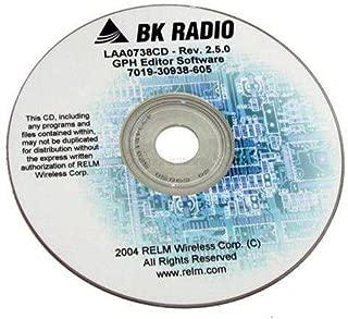 Programming Software, BK Digital DPH5102X