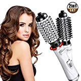 Brosse Soufflante Rotative, 3 In 1 Hair Dryer Brush, Brosse Coiffante, Multi-Fonction Brosse...